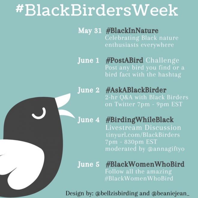 Black Birders Week Events